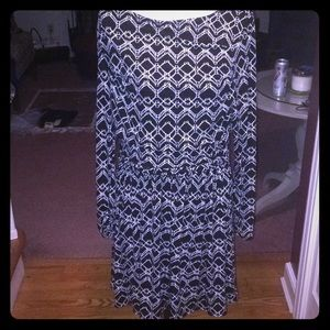 Leota Dress XL EUC